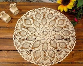 Tablecloth Crochet