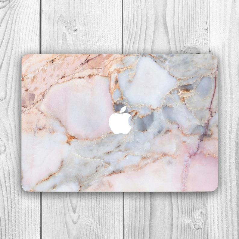 Marble MacBook Sticker Decal
