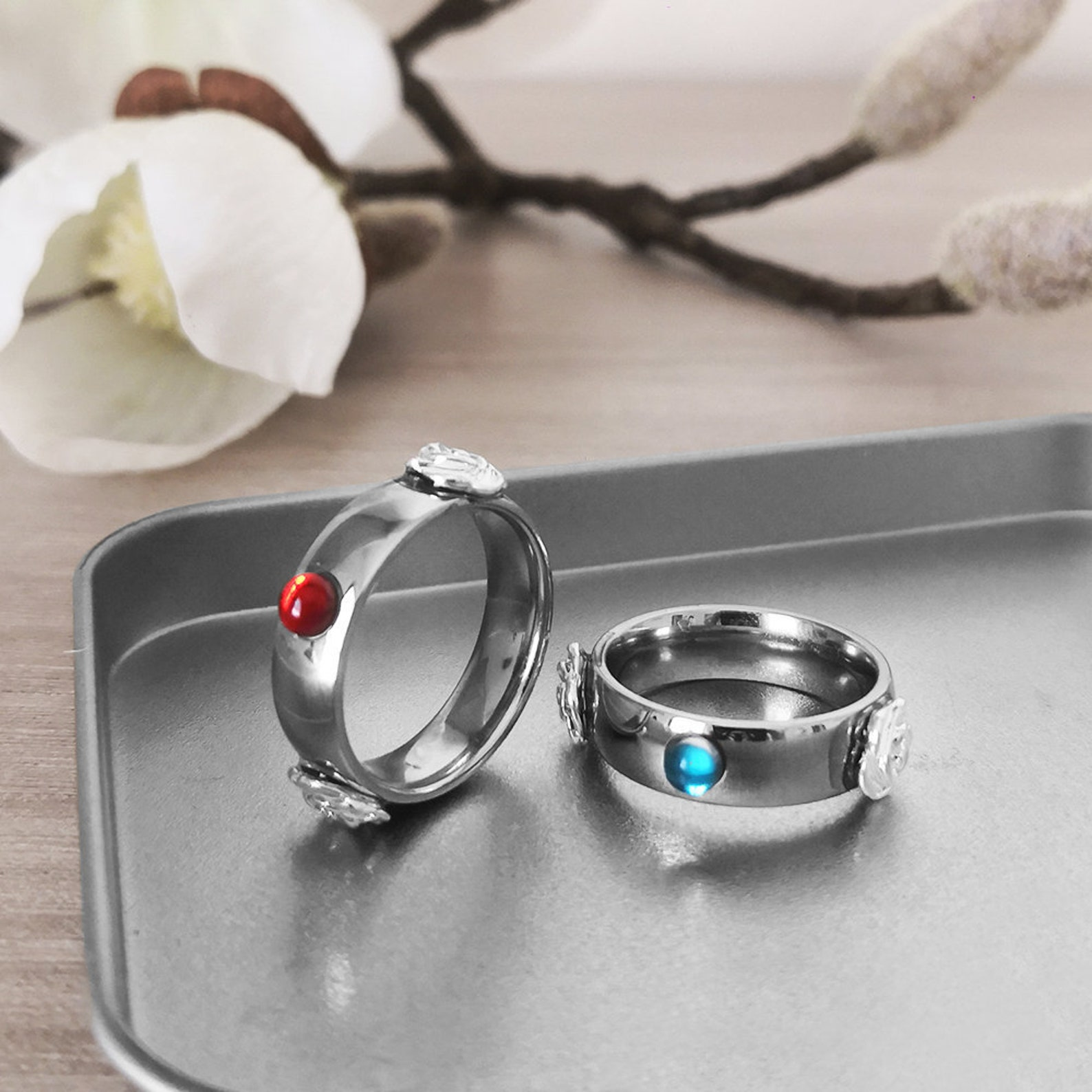 Howl and Sophie's Rings