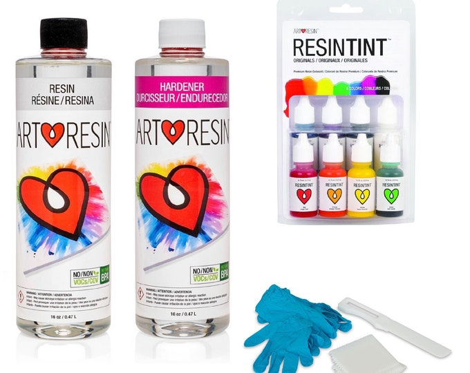 Resin Artist Starter Set *SAVE*