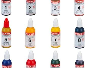 Mixol Pigments - Universal Color Tints