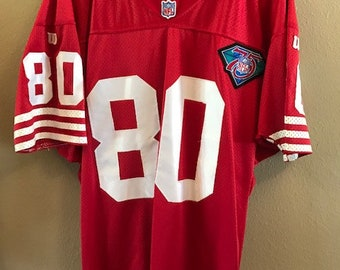 more photos 42679 00cd3 Jerry rice jersey | Etsy