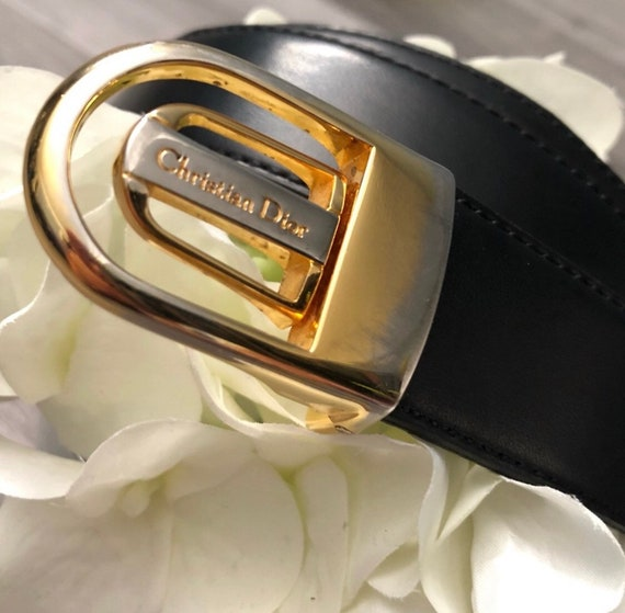 Vintage Dior Belt Buckle , Christian Dior