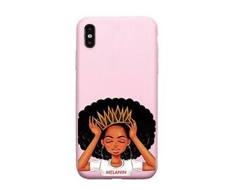 iphone xs max melanin case