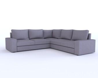 Merveilleux Kivik Sofa Cover | Etsy