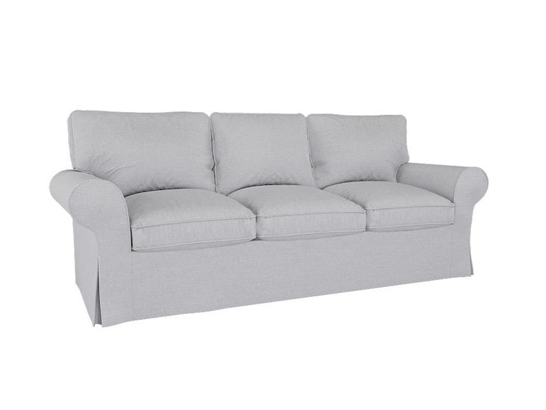 Ektorp 3 Seat Sofa Cover Custom Made Cover Fits Ikea Ektorp Three Seat Sofa Cover 3 Seater Sofa Cover