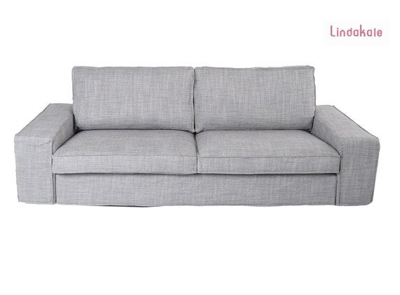 Custom Made Covers Fits Ikea Kivik Sofa Series Match Isunda Etsy