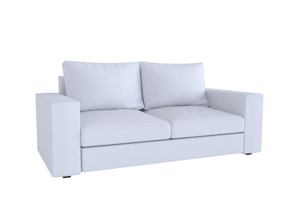 Stupendous Ganzes Set Custom Made Cover Passt Ikea Kivik Zweisitzer Sofa Loveseat Abdeckung Bralicious Painted Fabric Chair Ideas Braliciousco