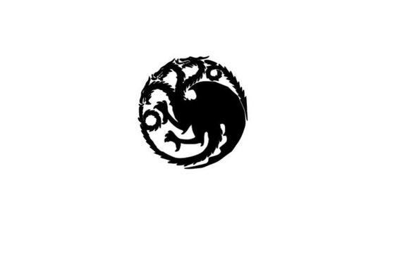 Game Of Thrones-Targaryen Decal FREE US SHIPPING