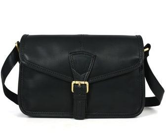 Crossbody Bags for Women Soft Leather Purses and Handbags Multi Pocket Shoulder Bag