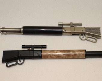Custom Lever Action Rifle Pen