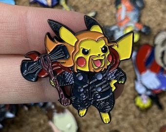 Drake X Pikachu Pokemon Pin