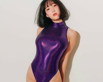 Japansk leotard sex