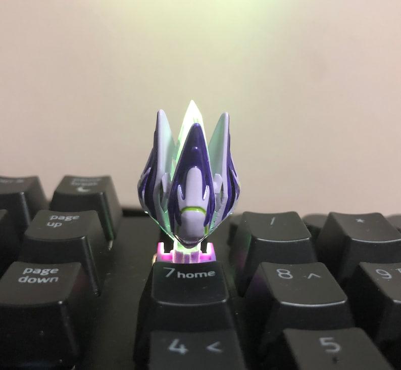 Protoss Pylon Keycap from Starcraft 2 for mechanical keyboards