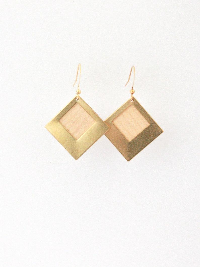 Sierra earrings Sycamore