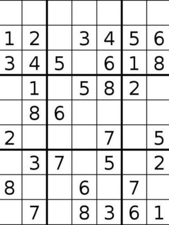 It is an image of Sudoku Hard Printable regarding page