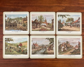 English Placemats Etsy