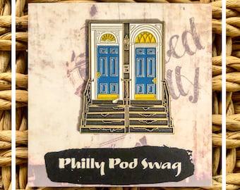 Philadelphia Doors Stoop Goals