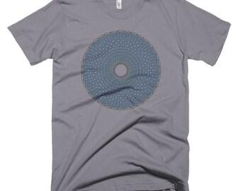 1b0db3f39 Torus Yantra T-Shirt, Sacred Geometry Shirt, Mandala, Spiritual, Abstract,  Geometric, Modern Shirt