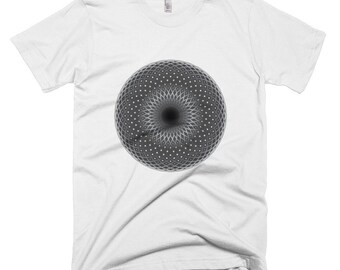 e062f5b1c Torus Yantra T-Shirt, Sacred Geometry Unisex Shirt, Abstract, Graphic  Design by Ravisus