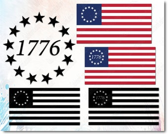 picture about Betsy Ross Printable Pictures identified as Betsy ross flag svg Etsy