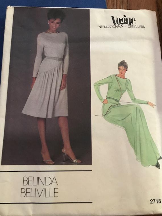 Vogue International Designers Belinda Bellville Si