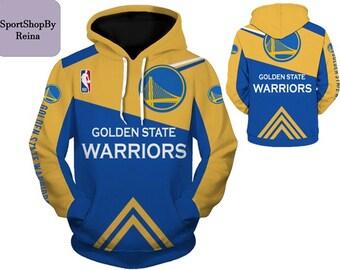 424d5b7e hoodies men fashion Golden State Warriors Basketball Sweatshirts Casual 3d  Print