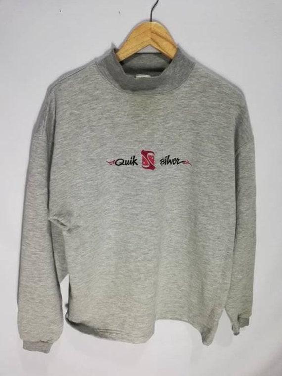 Vintage quicksilver sweatshirt