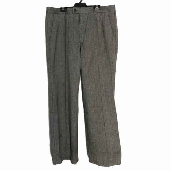 Vintage lanvin wool pants