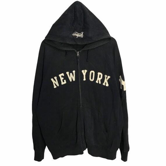 Oversize Vintage mlb ney york yankees hoodie