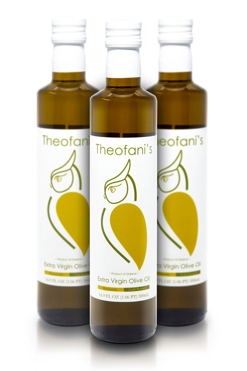 Premium Greek Extra Virgin Olive Oil image 0
