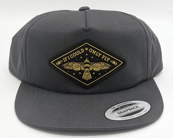 If I Could Only Fly Hat