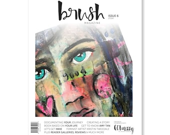 Brush Magazine - Issue Six
