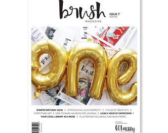Brush Magazine - Issue Seven