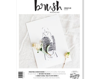 Brush Magazine - Issue Ten