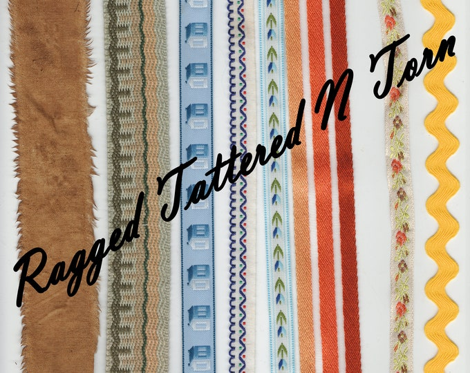 Digital Vintage Trims and one created