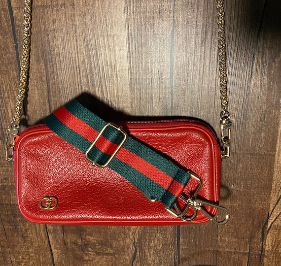 Vintage Red Gucci