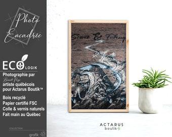 Graphic print / photography wall art / mural art