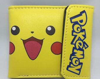huge discount afd82 bd017 Pokemon wallet | Etsy