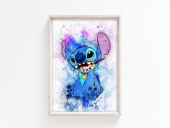 Watercolor Stitch