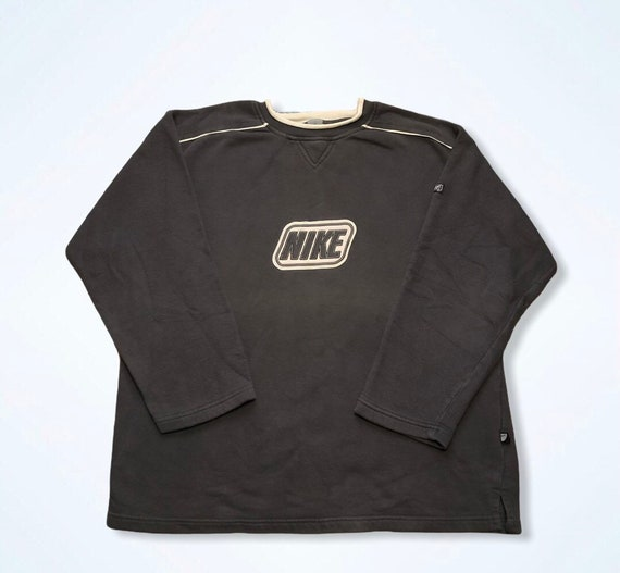 BOOTLEG Vintage Nike Embroidered Spellout 1990s Gr