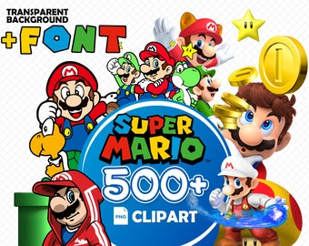 Super Mario Clipart Svg Super Mario Png Super Mario Font Svg Super Mario Logo Mario Silhouette Mario Cricut Super Mario Party Vector Free Downloads 279189 Best Font For Commercial Use