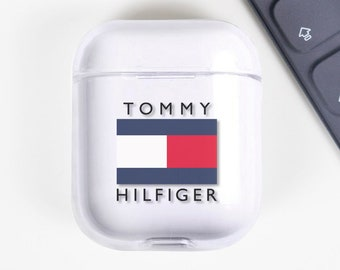 02fd7f61 Tommy Hilfiger AirPods Holder AirPods Protective Case Apple AirPods Cover  Headphones Cover Gift AirPods Plastic Case AirPods Holder AO1034