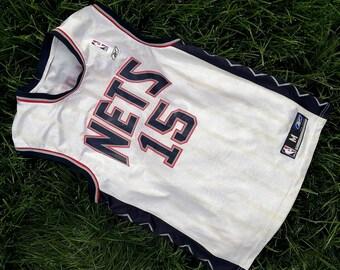 9bb09250a6d Reebok Vince Carter New Jersey Nets Jersey