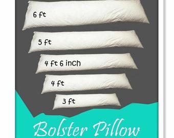 Plain Dyed Orthopaedic Bolster Pillow