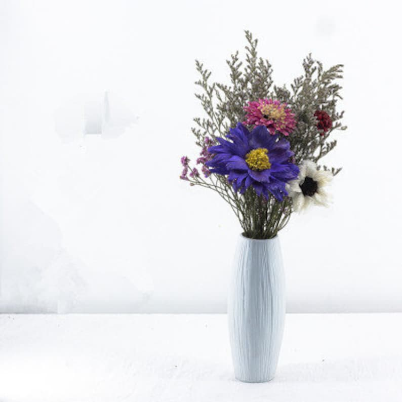 Dried Flowers Natural Home Decor Handmade Various Styles Dried Flower Bouquet Vase Filler Natural Flower Decor