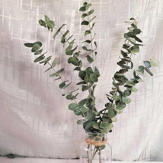 rustic flower bouquets,Dry eucalyptus leaves dried flowers Dried flower bouquet vase filler natural home decor