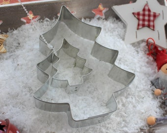 TANNE cookie cutter set - 100% Made in Germany
