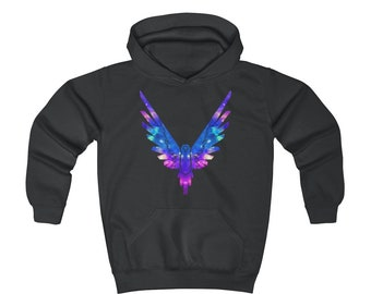 c5dd4c933f658c Kids Maverick Multicolor Galaxy Logo Hoodie - Logan Paul Maverick Youtube  Merch