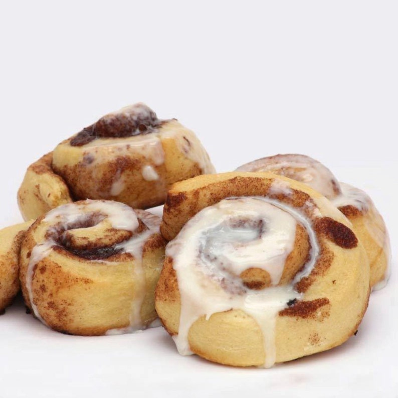 Grandma/'s cinnamon rolls Crumble Wax Tarts  Wax Melts 4oz
